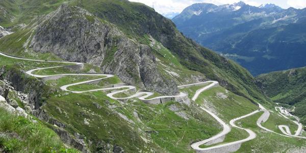 Carreteras más espectaculares del mundo